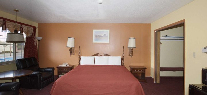California King Room in Winnemucca