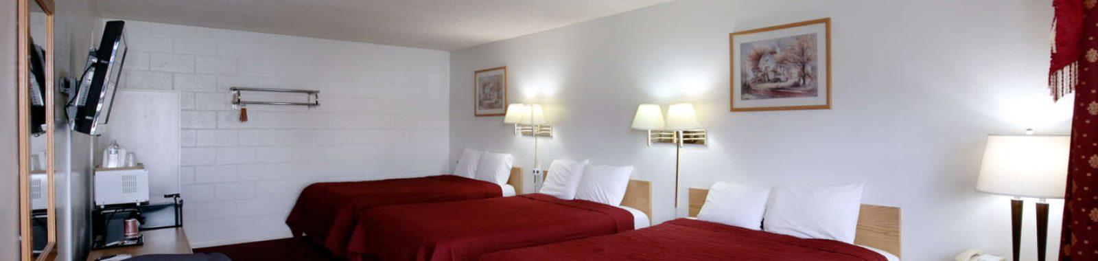 Three Queens Room in Winnemucca