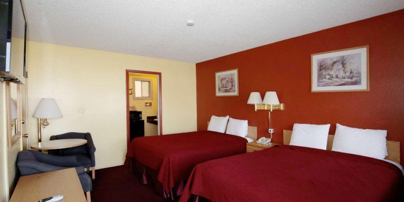 Two Queen Room in Winnemucca